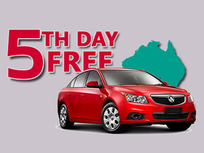 5th Day Free Tassie Special with Avis
