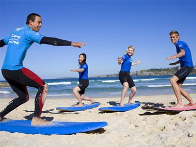 Sydney Surf & Bondi Beach Break