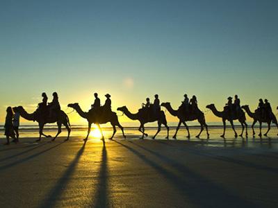 Cable Beach Club Resort & Spa 4 Nights Package Broome, Western Australia
