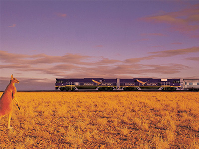 Indian Pacific Experience - Western Australia