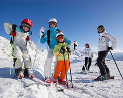 We offer you the best International Ski Holiday experience!
