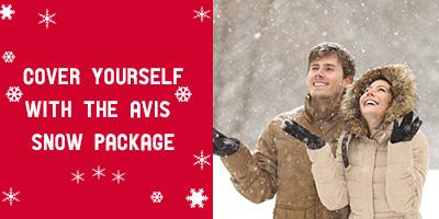Avis snow Package