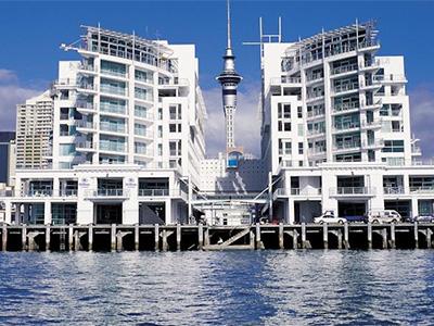 Hilton Auckland – New Zealand