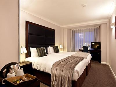 Traders Hotel by Shangri-La Dubai