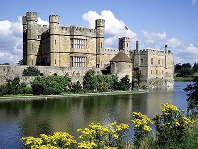 Castle Tour of England